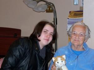 Me & Grandma Douglas